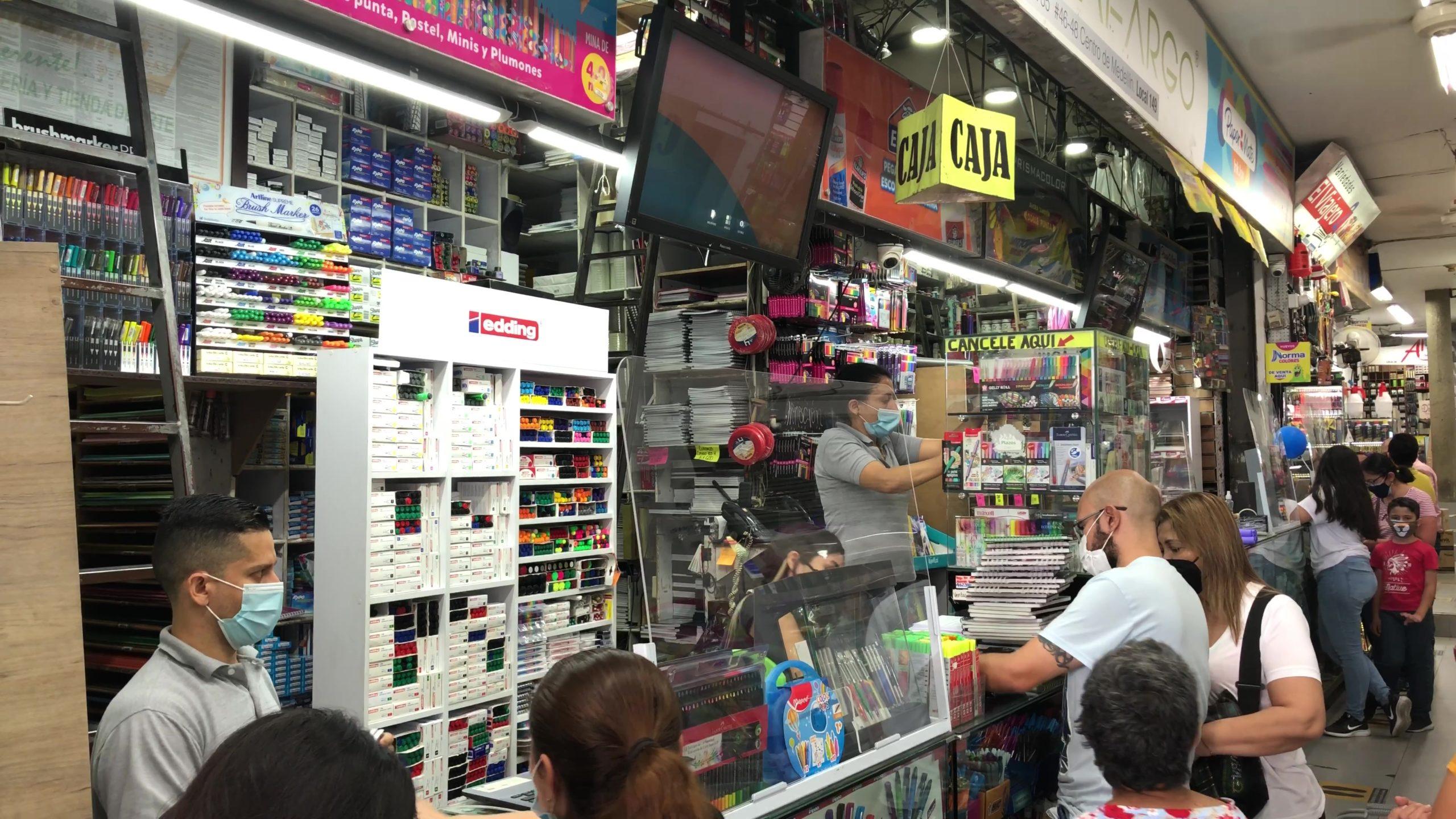 Panafargo papeleria en Medellin imagen