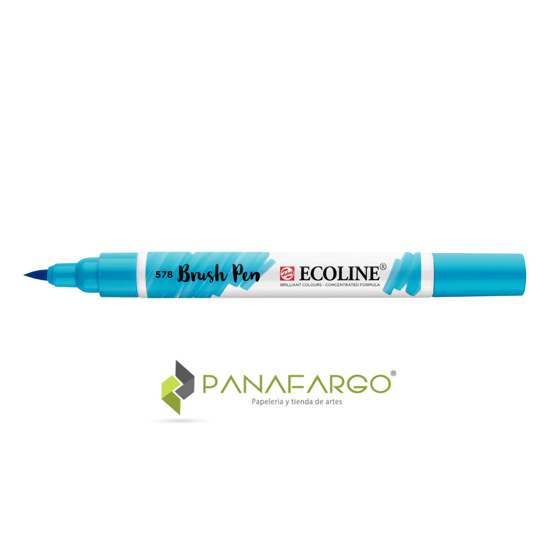 Brush pen talens color individual
