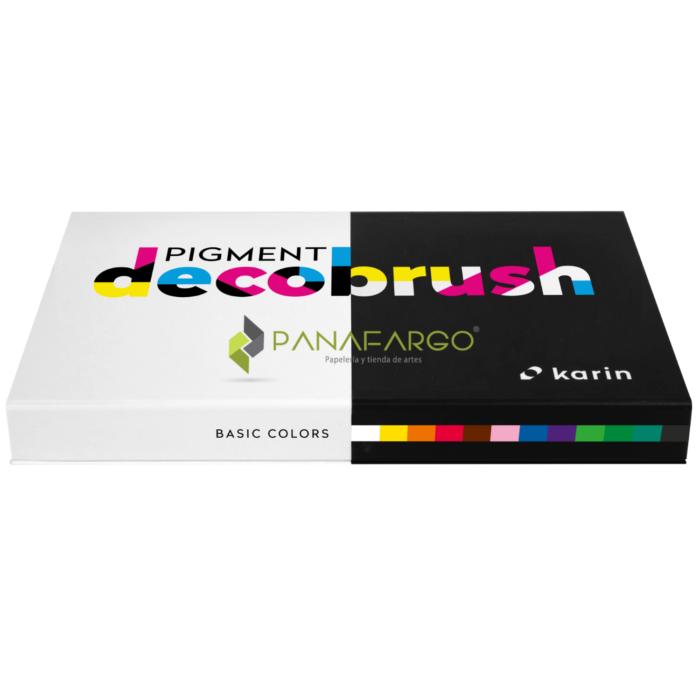 Pigment decobrush basic