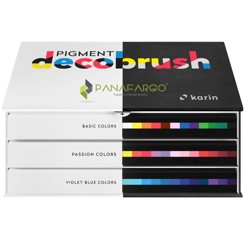 Pigment decobrush designer