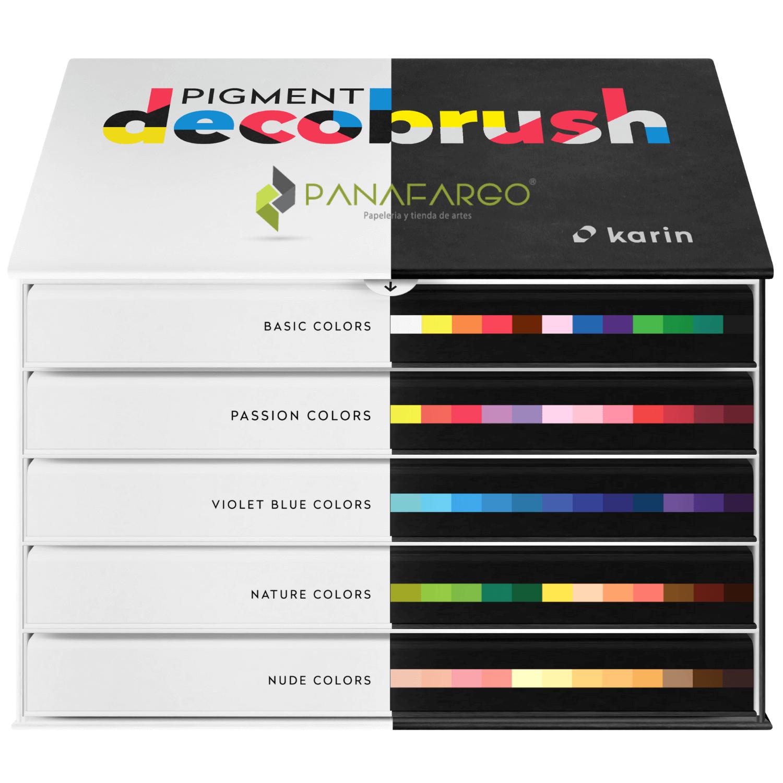 Pigment decobrush professional
