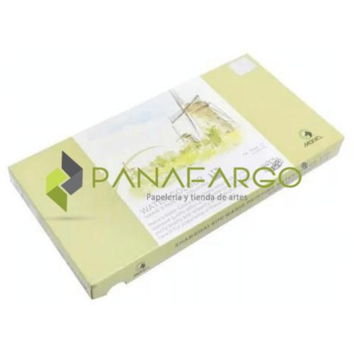 Acuarela Maries X 12 de 12 ml en Tubo caja verde + Panafargo