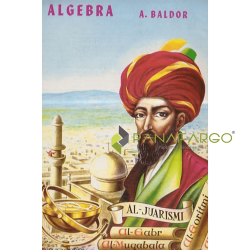 Álgebra De Baldor Libro matemático Pasta Dura