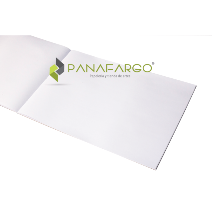 Block Pinares 50x35 (14) Sin Rotular Forma Futuro 40 hojas Interior + Panafargo