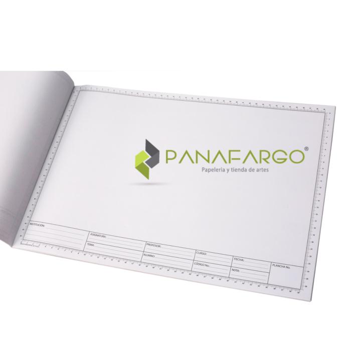 Block Pinares Base 30 Rotulado 20 Hojas 50X35 (14) Rot + Panafargo