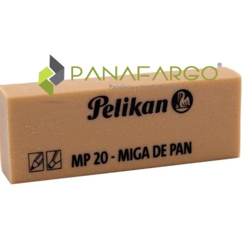 Borrador Miga De Pan Pelikan MP20 X Und + Panafargo