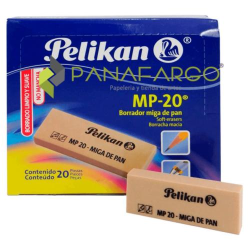 Borrador Miga De Pan Pelikan MP20 X Und ind + Panafargo