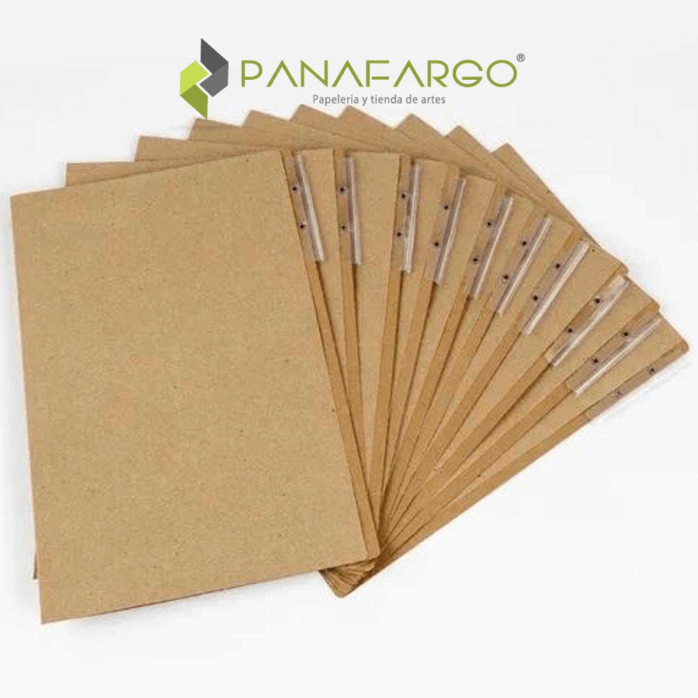 Carpeta Celuguía Oficio Cartón FabriFolder Horizontal + Panafargo