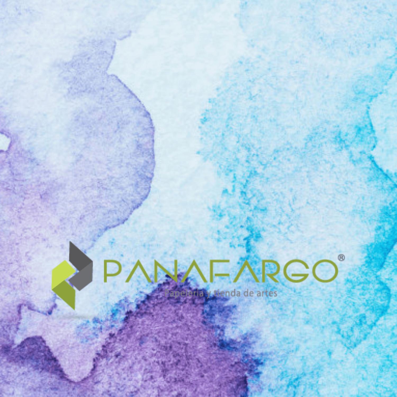 Cartulina Acuarela 240 gms 14.X 10 H Duopapel textura 2 + Panafargo