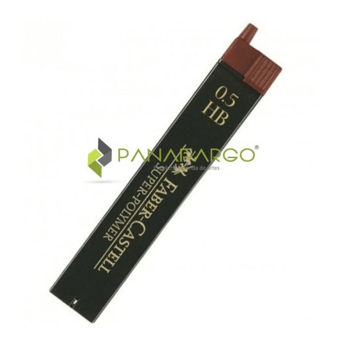 Minas Faber Castell 0.5mm Polymerizadas und + Panafargo