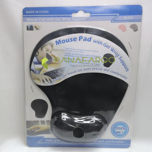 Pad Mouse Gel Wrist Support apoya mano + Panafargo
