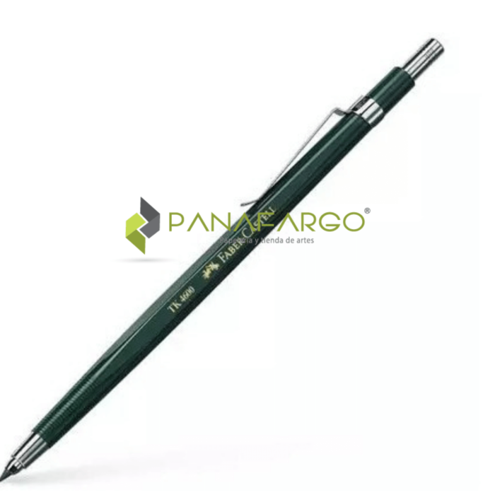 Portaminas 2mm Faber Castell TK4600 + Panafargo