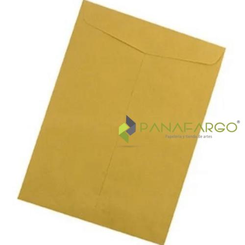 Sobre Manila Media Carta Ecológico 17.5 X 24 cm