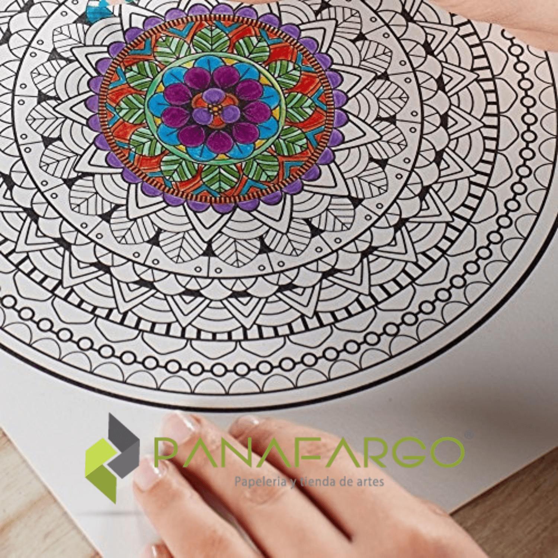 Estuche Prismacolor Premier X 12 Colores Mas Libro Para Colorear Mandala + Panafargo
