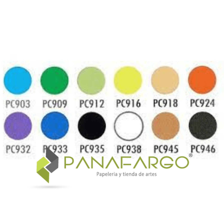 Estuche Prismacolor Premier X 12 Colores Mas Libro Para Colorear tonos + Panafargo