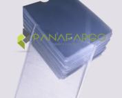 Porta Cedula Vinilo Bolsillo 9X6 cm 100 Und Presentación vertical + Panafargo
