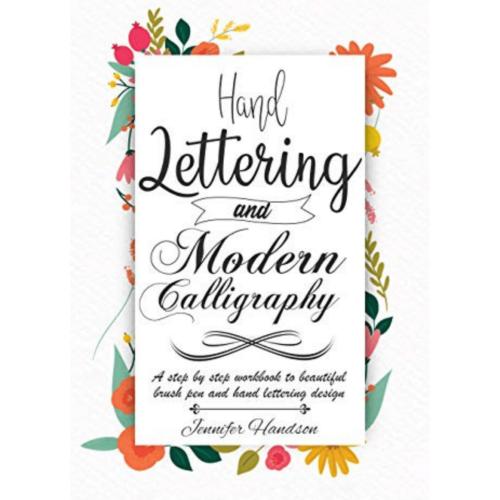Libro lettering argollado 50 hojas Artisan Flores + Panafargo