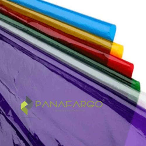 Papel Celofán en Colores Varios 112 X 96 Cm Surtido + Panafargo